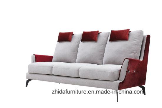 Prime Small Size Fabric 3 Seater Sofa Set Machost Co Dining Chair Design Ideas Machostcouk