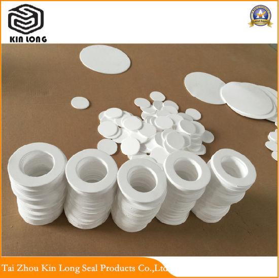 China Soft Teflon Gasket; Eptfe Gasketing New Soft Material; Non ...