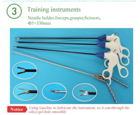 Laparoscopic Simulator Training for Medical Students pictures & photos