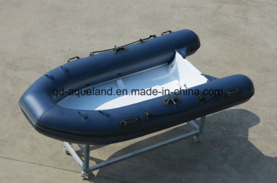 Aqualand 10feet 3m Rib Fishing Boat/Rigid Inflatable Motor Boat (RIB300) pictures & photos