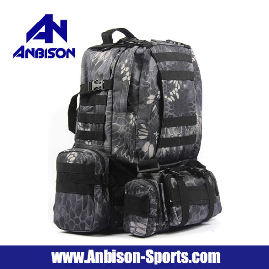 7f125a4dfe China Quality 50L Backpacks Molle Assault Tactical Outdoor Military ...