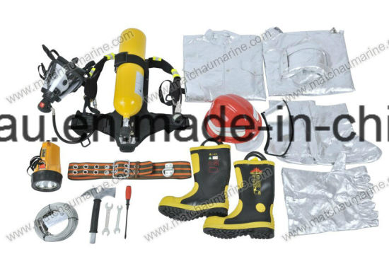 CCS Approved Marine Fireman's Outfit