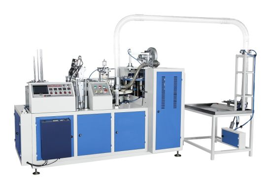 Intelligent Disposable Medium Speed Paper Cup Forming Machine