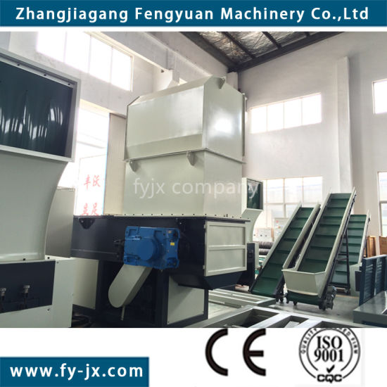 Various Kind of Two Shaft Plastic Shredder Machine (fyd1200) pictures & photos