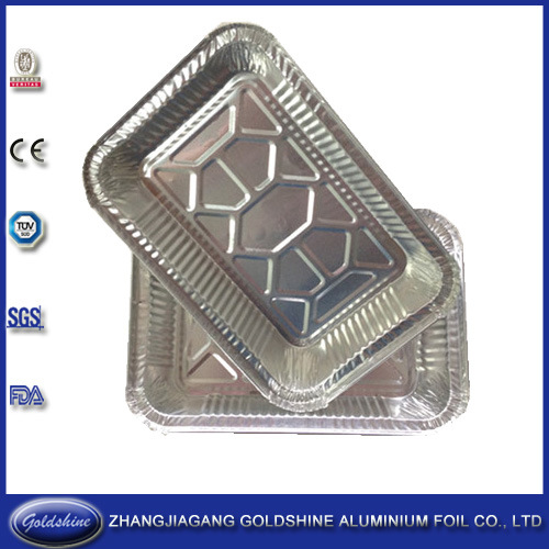 Disposable Aluminium Foil Container for Food pictures & photos