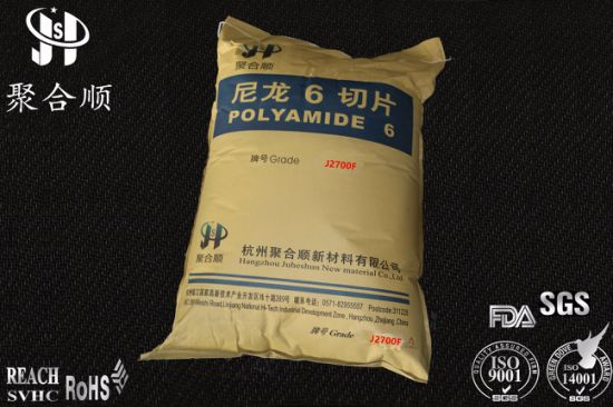J2700f/Civilian High-Speed Spinning/ Nylon 6 Chips/Polyamide 6 Granules/Pellet/Nylon6/PA6 Granules pictures & photos