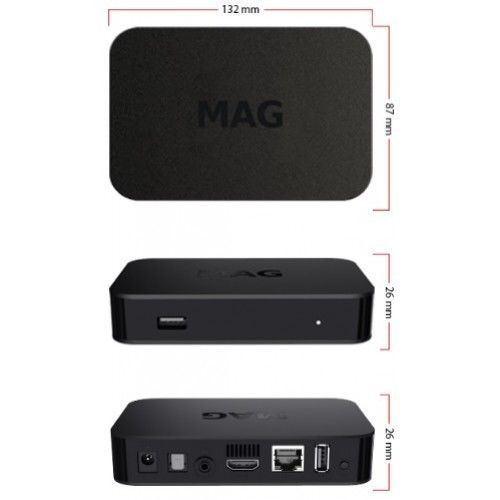 Distributor Wanted Mag322 Linux IPTV Smart TV Set Top Box pictures & photos