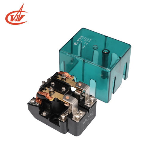 Wj184 High Quality UL Listed Jqx62f 1z 2z 80A 100A Power Relay