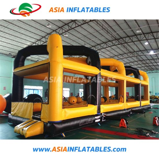 Balance Training Inflatable Wipeout Obstacle Big Balls for Sale pictures & photos