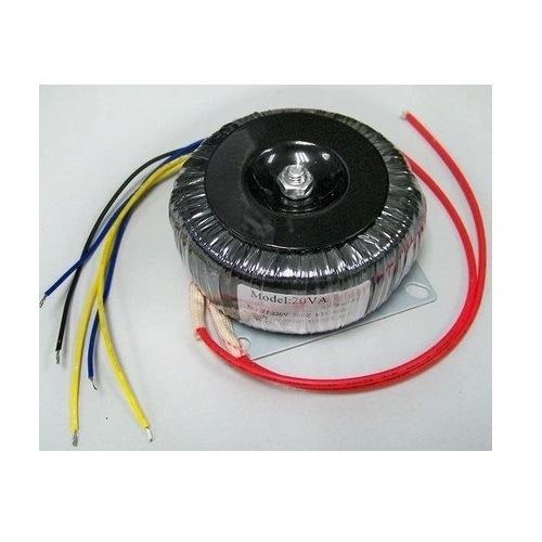 High Quality 230V to 220V/120V/36V/24V/5V/6V 100W Toroidal Isolation Transformer