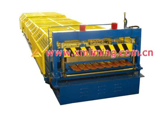 Liming Wall Panel Roll Forming Machine