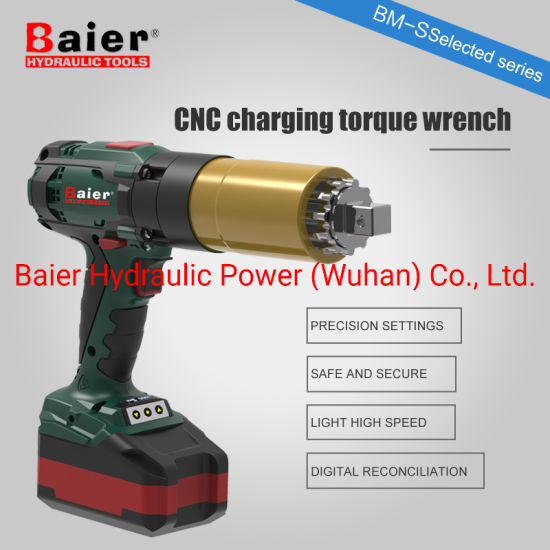 Electrical Wrench Torque Wrench Fast Speed Tightenning Loosing High  Effecience 3000nm 4000nm Hytorc Plarad Rad Electric Wrench