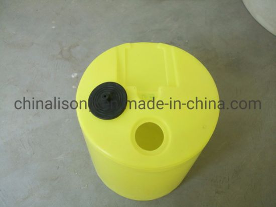 China 40L Plastic Chemical Tank with Rotational Molding