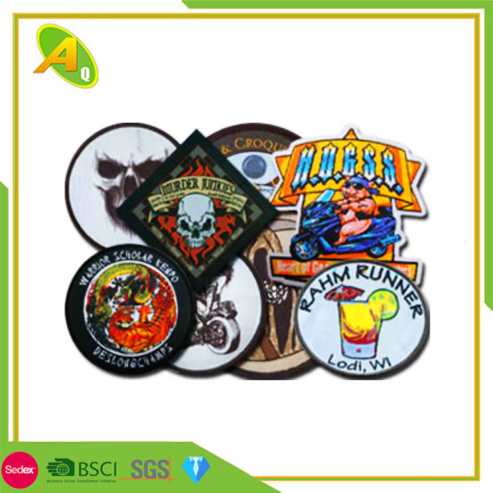 OEM Letters Us Special Agent Pants Cap Wholesale Crafts Baby Woven Badge Embroidery Lace Sequin Patch (015)