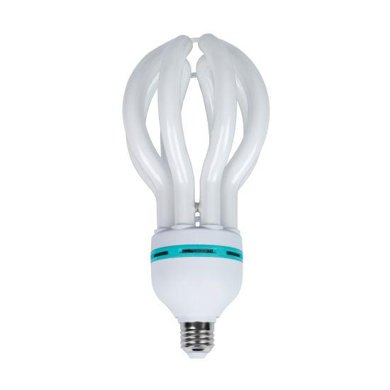 Ce RoHS Lotus Tricolor 85W Energy Saving Lamp Lighting