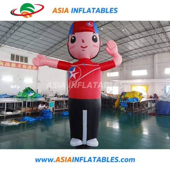 Inflatable Cartoon for Promotion/Inflatable Cartoon Model for Advertising pictures & photos
