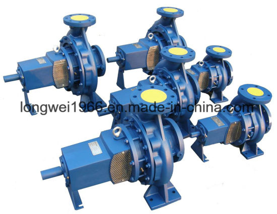 ISO Horizontal End Suction Centrifugal Water Pump (DN200) pictures & photos