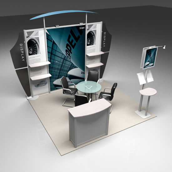 Trade Show Booth Hs Code : China aluminum modular trade show booth display stand exhibit