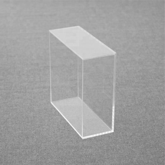 Square Clear Acrylic Wedding Cake Stand Display Rack