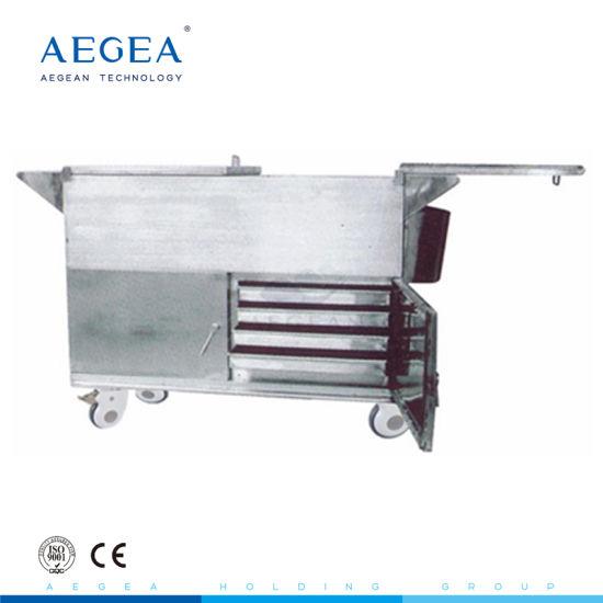 AG-Ss035c Heat Preservation Under Steam Delivering Meals Cart