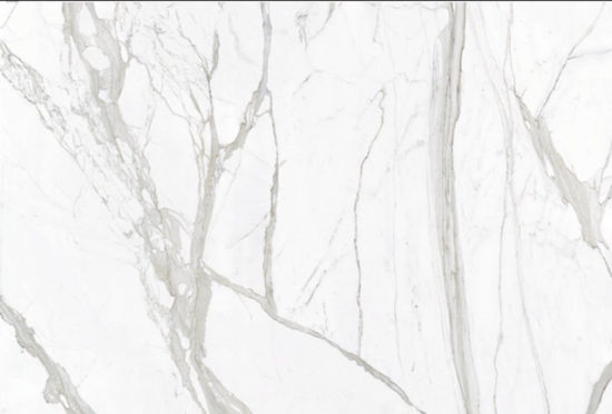 Artificial Marble Calacatta White SF-A-Al-1368 Tiles for Interior Wall Vanity pictures & photos