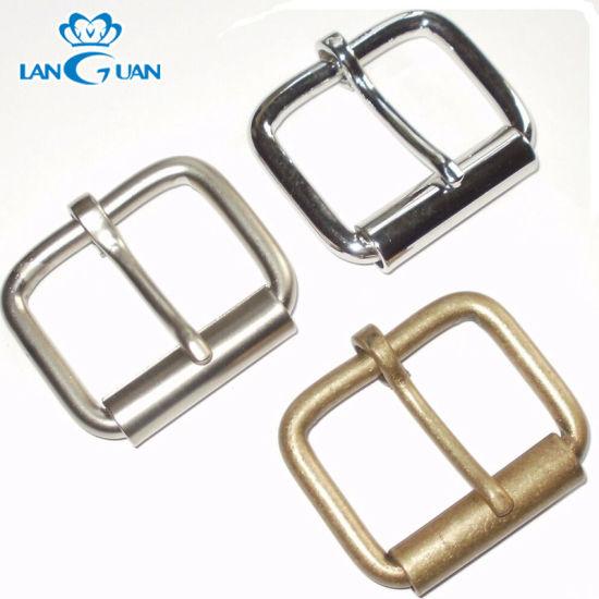 Bag Parts Custom Metal Roller Bag Pin Buckle