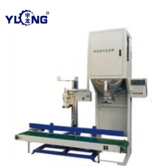 Granule Bagging Wood Pellet Packing Machine