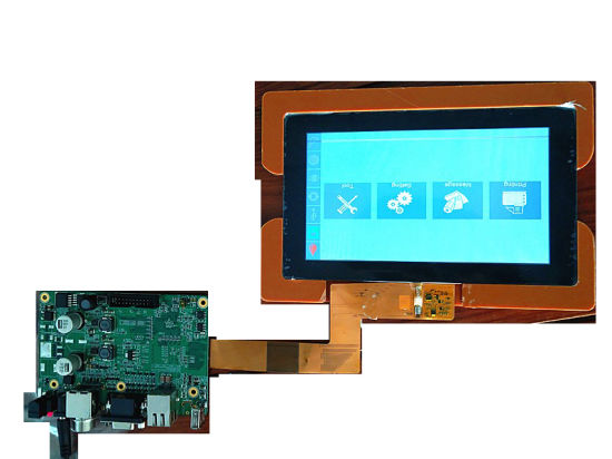 LCD Driver Board for Lvds, HDMI, Mipi, VGA, RGB