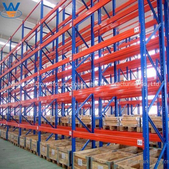 Warehouse Steel Heavy Duty Rack Pallet Racking