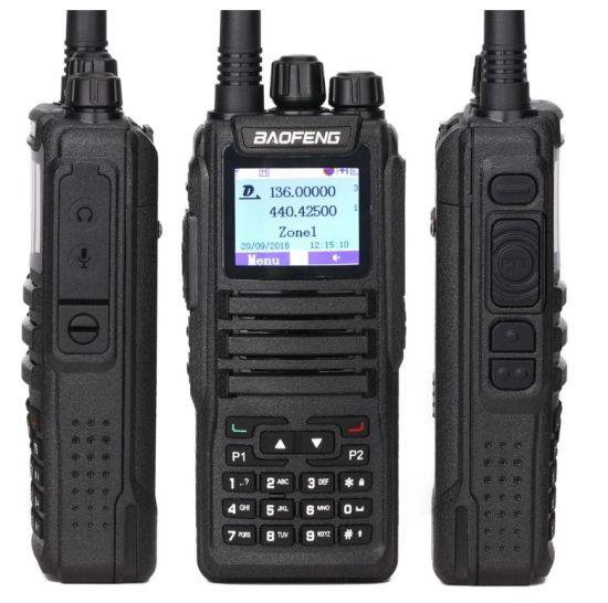 China 2019 Hot Baofeng Dmr Radio Dm1701 Dual Band Tier 2 Dmr