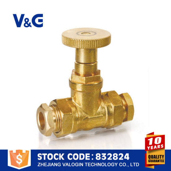 Fire Valve with Nut (VG-C23102) pictures & photos