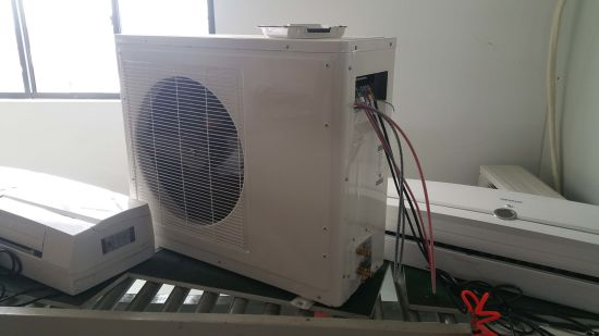 off-Grid Split DC 100% Solar Energy Power Inverter Air Conditioner pictures & photos