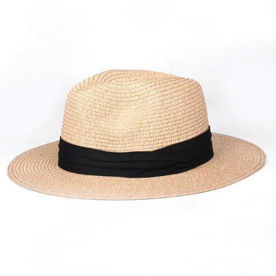 Wholesale Folding Sun Visor Straw Hat