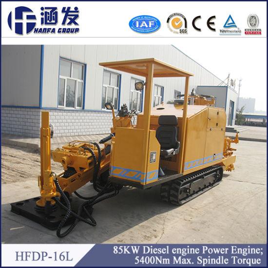 China 16t Horizontal Directional Drilling Equipment (HFDP