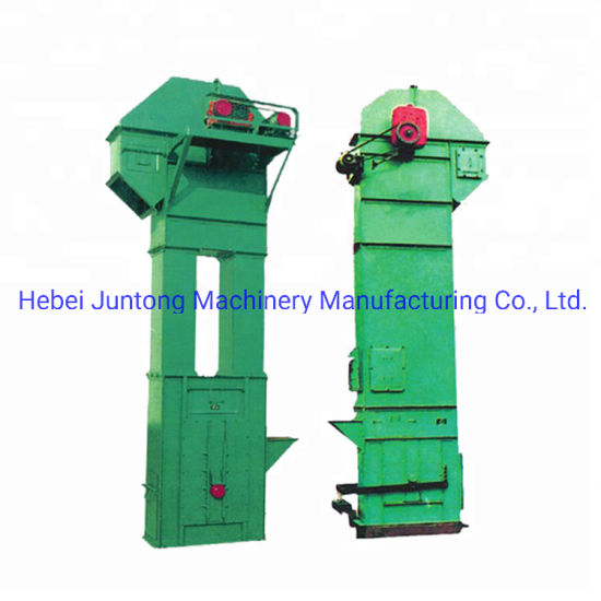 China Screw Bucket Elevator Parts Components Distributor