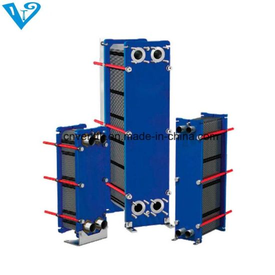 Titanium Gasketed Plate Heat Exchanger for Seawater Marine and Engine