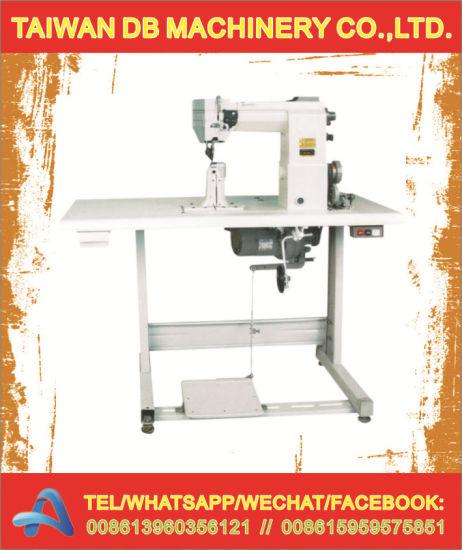 Single Needle Overlock Industrial Shoe Upper Sewing Stitching Machine