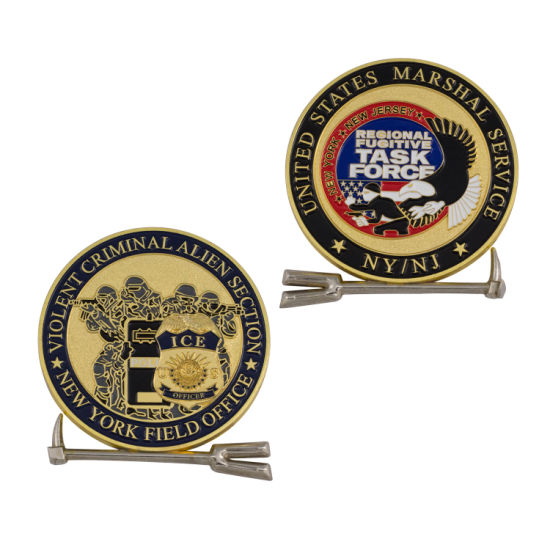 OEM Wholesale High Quality Army Coin for Honor Medal Coin Pendant