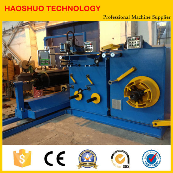 Low Price Hv Foil Winding Machine, Equipment for Transformer pictures & photos