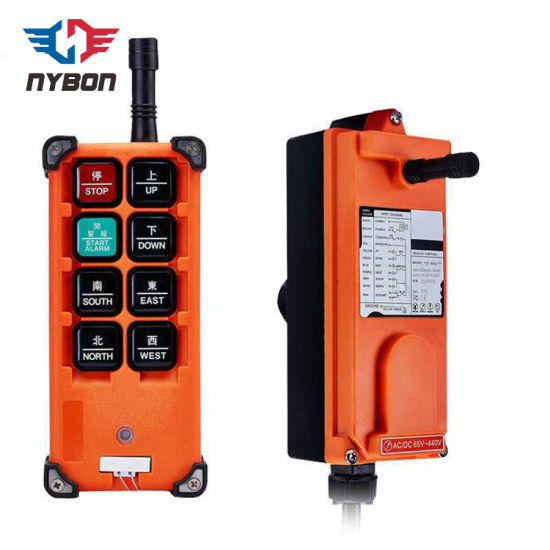 433MHz Industrial Wireless Remote Control for Bridge Cranes pictures & photos