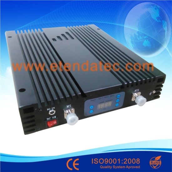 23dBm Dual Band Wireless Mobile Signal Repeater