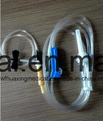 Clean Disposable Eo Sterile Infusion Set From Chinese Manufacturer pictures & photos