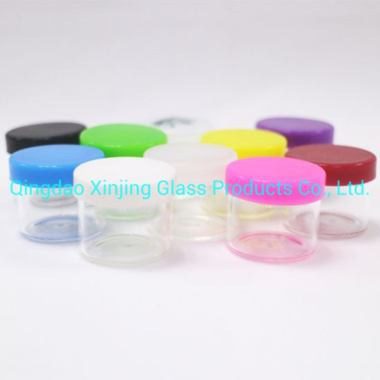 6ml 10ml Concentrate Glass Jar