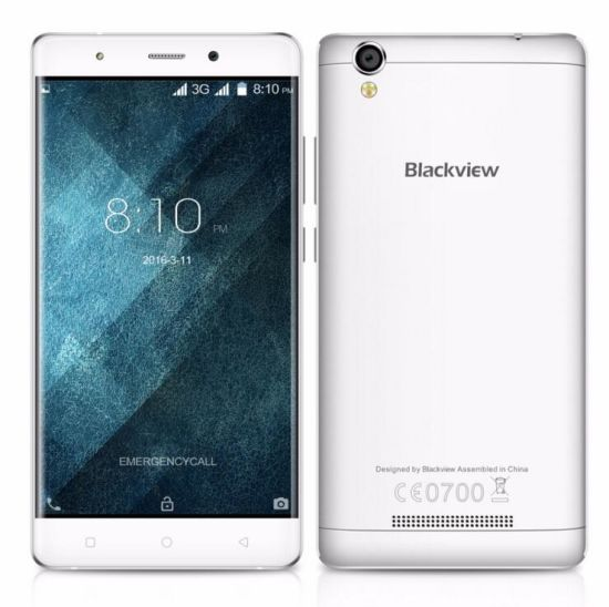 Cheap Android 5 Inch Mobile Phone Blackview A8 Cell Smart Phone pictures & photos