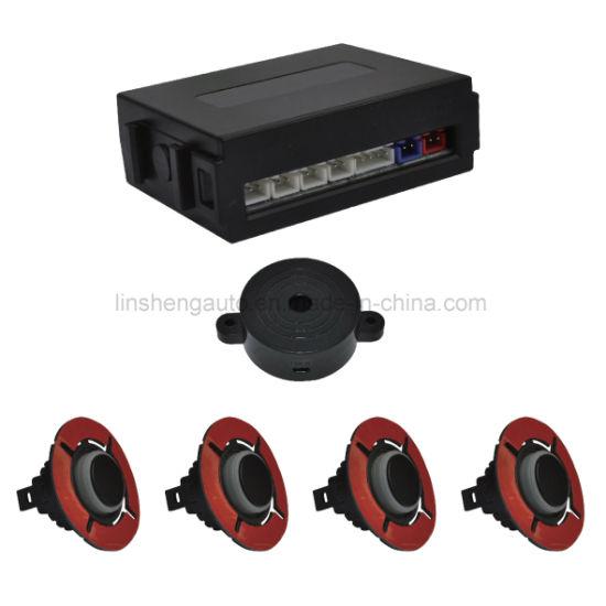 with Adhesive Sensors Smooth Design Installation 12VDC Parking Sensor
