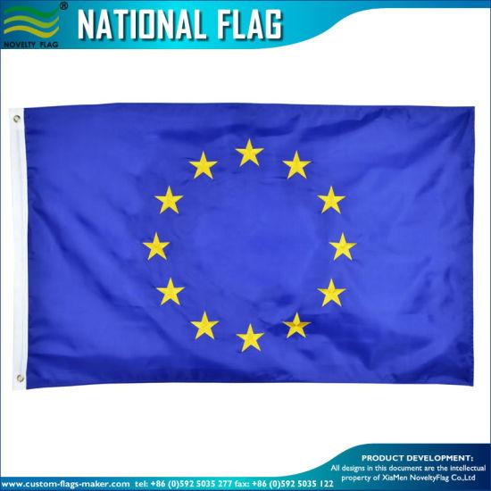 China Custom Fabric Flag, Polyester Flag, Nylon Flag (M