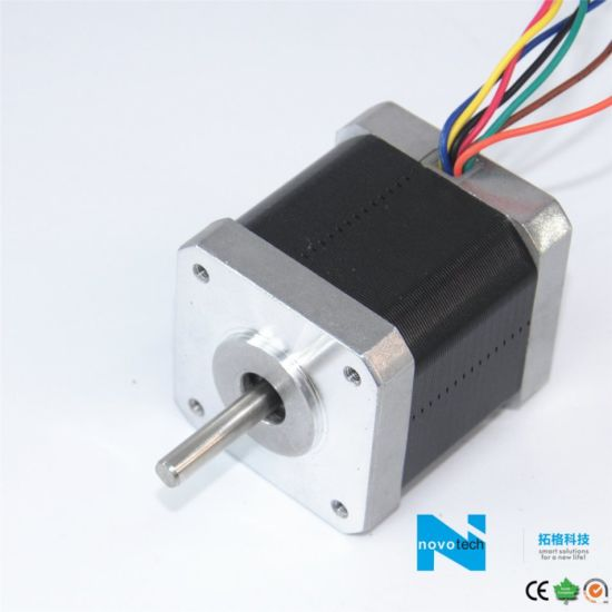 NEMA 17 Stepper Motor with Guaranteed 20000 Hours Working Life