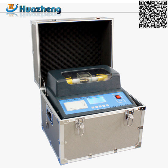 Ali Express China Online Shopping Portable Transformer Oil Measurement Tester pictures & photos