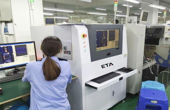 China Optical PCB Testing Equipment SMT Aoi Machine with Spi