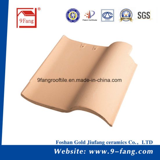 Clay Roofing Tile Building Material Spanish Roof Tiles Ceramic Made In Factory